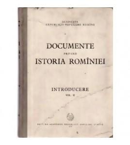 Documente privind Istoria...
