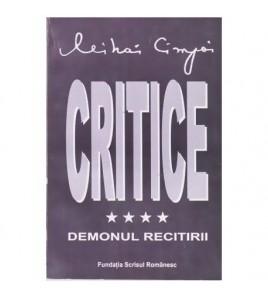 Critice - vol. IV Demonul...