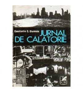 Jurnal de calatorie  -...