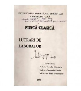 Fizica clasica - Lucrari de...