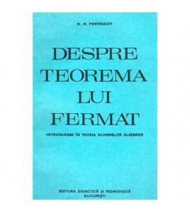 Despre teorema lui Fermat -...