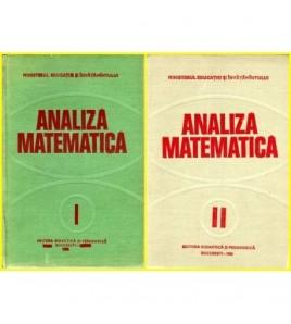 Analiza matematica vol.I - II