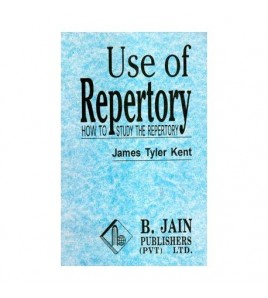 Use of repertory - how...
