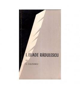 I. Eliade Radulescu si...