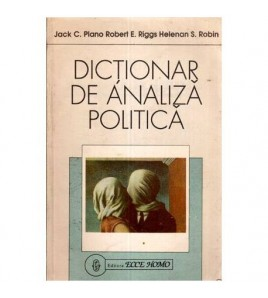 Dictionar de analiza politica