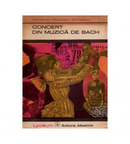 Concert din muzica de Bach