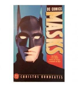Dc Comics Masks - Nine...