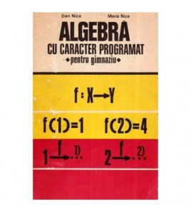 Algebra cu caracter...