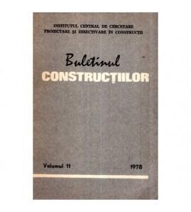 Buletinul constructiilor...