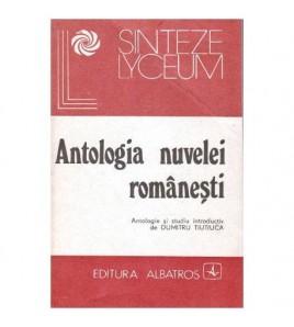 Antologia nuvelei romanesti...