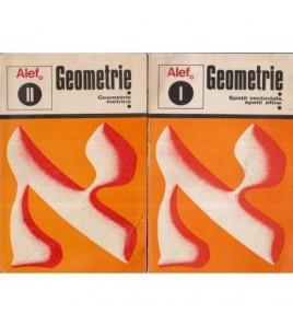 Geometrie - spatii...