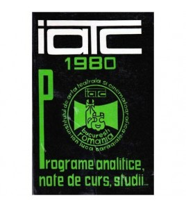 IATC 1980 - Programe...