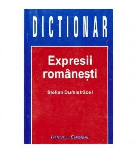 Expresii romanesti - Dictionar
