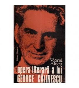 Opera literara a lui George...