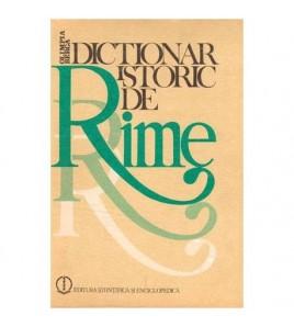 Dictionar istoric de rime