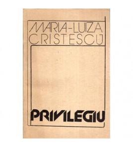Privilegiu - roman