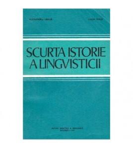 Scurta istorie a lingvisticii