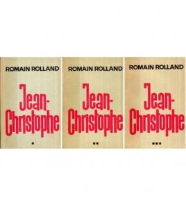 Jean-Christophe vol I-II-III