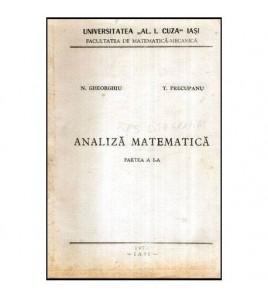 Analiza matematica - Partea...