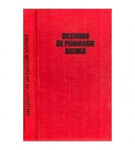 Dictionar de psihologie...