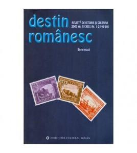 Destin Romanesc -Serie noua...
