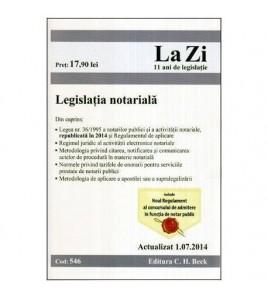 Legislatia Notariala -...