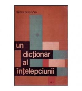 Un dictionar al...
