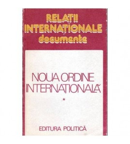 Relatii internationale  -...