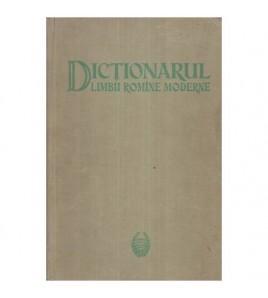 Dictionarul limbii romine...