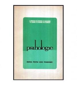 Psihologie - Manual pentru...