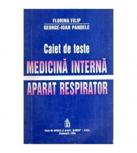 Caiet de teste - Medicina...