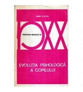 Evolutia psihologica a...