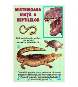 Misterioasa viata a reptilelor