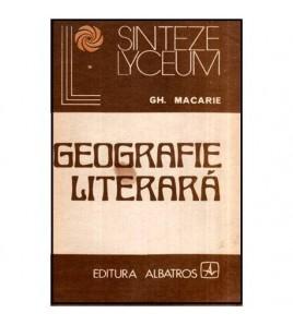 Geografie literara -...