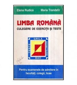 Limba Romana - Culegere de...