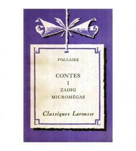Contes I Zadig Micromegas