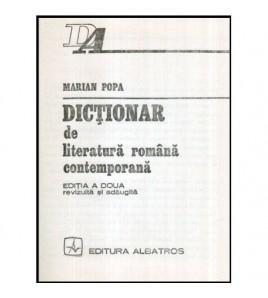 Dictionar de literatura...