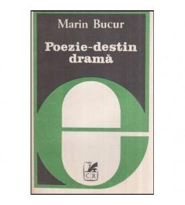 Poezie - destin - drama....