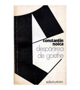 Despartirea de Goethe