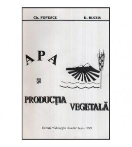 Apa si productia vegetala
