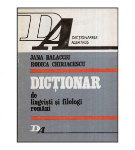 Dictionar de lingvisti si...