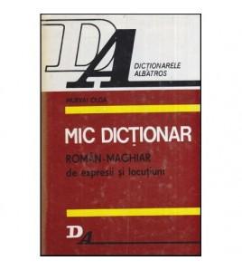 Mic dictionar roman -...
