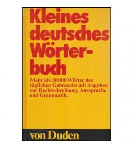 Kleines deutsches Worterbuch