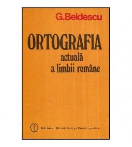 Ortografia actuala a limbii...