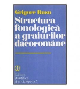 Structura fonologica a...