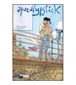 Apocalypstick - Benzi desenate