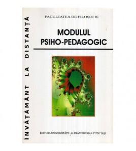 Modulul psiho-pedagogic