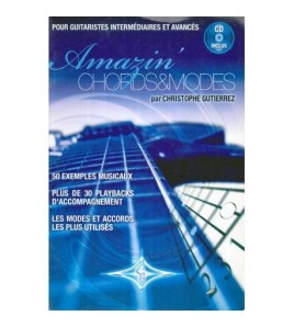 Amazin' Chords & Modes + CD