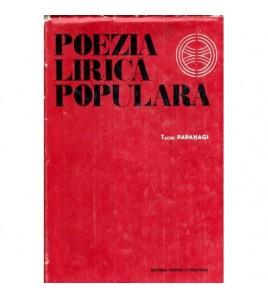 Poezia lirica populara