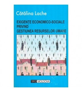 Exigente economico-sociale...